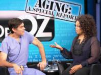 Dr. Oz talks about the Health benefits of resveratrol