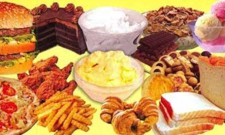 What Foods Have Trans Fat Uk