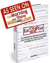 Brad Pilon's Intermittent Fasting - as seen on TV